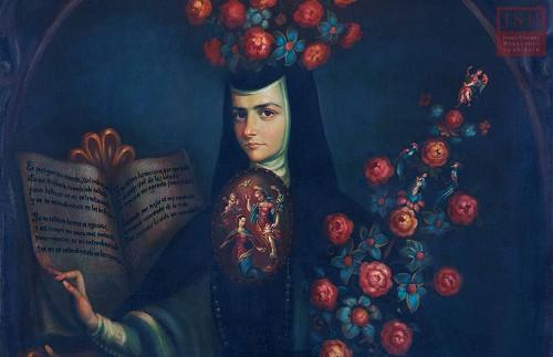 Imagen de La monja florida (propio)