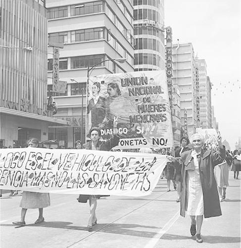 Imagen de MGP3136 (atribuido), Mitin señoras Cámara de Diputados octubre 1968 (alternativo)