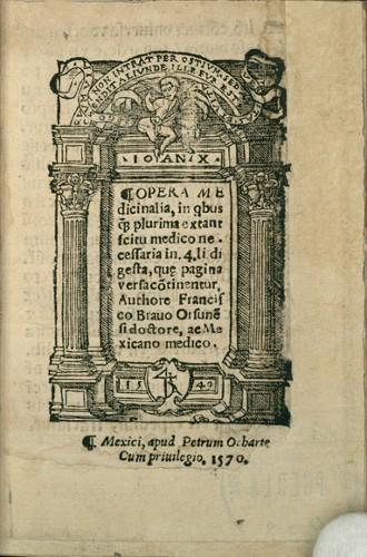 Imagen de Opera Medicinalia, in quibus quam plurima extant scitu medico necessaria (propio)
