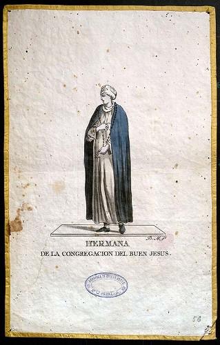 Imagen de Hermana de la Congregación del Buen Jesús (propio)
