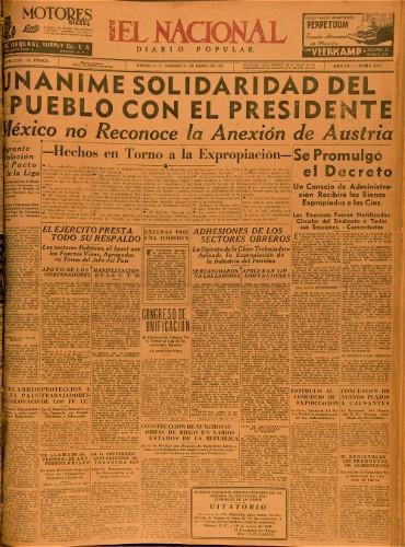 Imagen de El Nacional. Diario Popular
