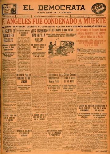 Imagen de El Demócrata. Diario libre de la mañana (propio)