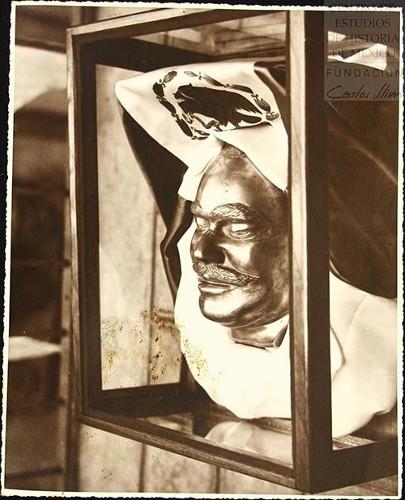 Imagen de Busto del General Álvaro Obregón (atribuido)