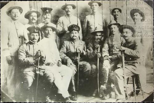 Imagen de Generales sin identificar (atribuido)