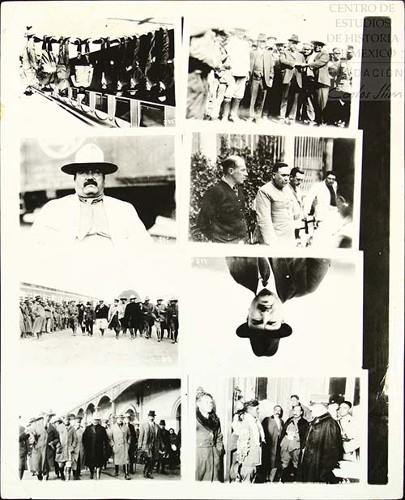 Imagen de Secuencia de fotografías sobre Obregón II (atribuido)