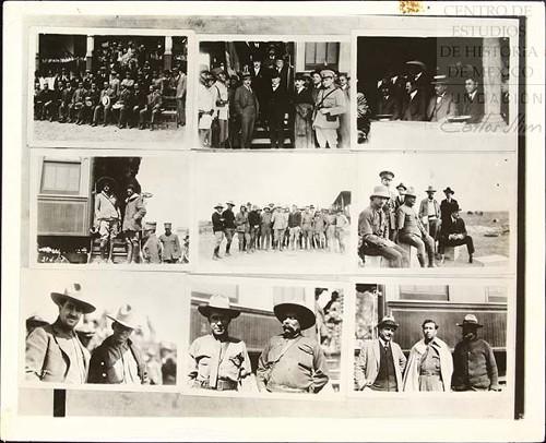 Imagen de Secuencia de fotografías sobre Obregón III (atribuido)