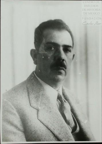 Imagen de Retrato de Lázaro Cárdenas (atribuido)