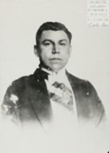 Imagen de Adolfo de la Huerta, designado por la Cámara de Diputados Presidente Sustituto de los Estados Unidos Mexicanos (atribuido)