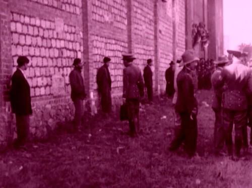 Imagen de Escena documental del fusilamiento (atribuido)