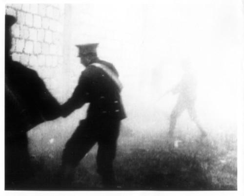 Imagen de La escena del fusilamiento (atribuido)