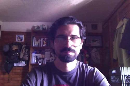 Imagen de Luisa Valenzuela por Jóse Rubén Romero Gutiérrez (propio)