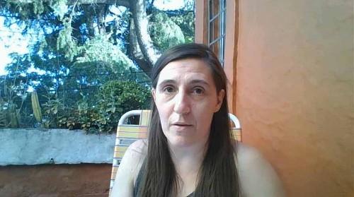 Imagen de Graciela Montes por Natalia Acosta (propio)
