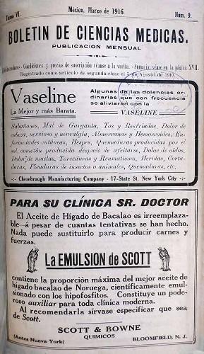 Imagen de Portadilla (propio), Boletín de Ciencias Médicas (alternativo)