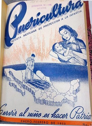 Imagen de Sumario (propio), Puericultura: Revista mexicana de protección de protección integral a la infancia (alternativo)
