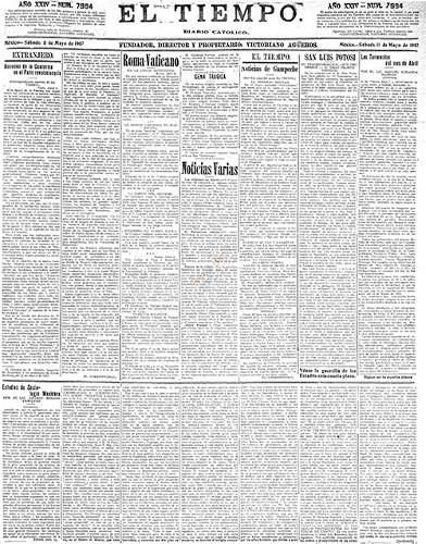 Imagen de El Tiempo: Diario católico (propio)