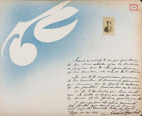 Imagen de Lámina de Antonio Gaxiola, poeta, periodista antirreleccionista; para Francisco I. Madero (atribuido)