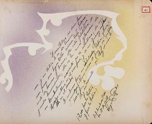 Imagen de Lámina de Virginia Rubio; para Francisco I. Madero (atribuido)