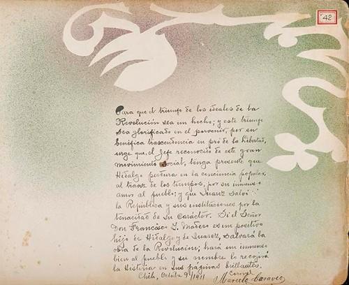 Imagen de Lámina del Coronel Marcelo Caraveo, orozquista; para Francisco I. Madero (atribuido)