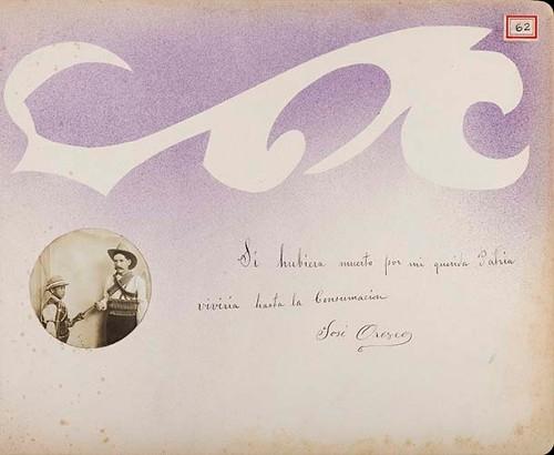 Imagen de Lámina de José Orozco; para Francisco I. Madero (atribuido)