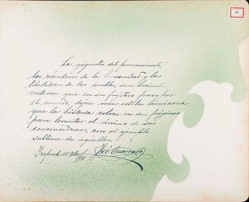 Imagen de Lámina de José Guerrero; para Francisco I. Madero (atribuido)