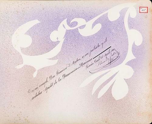 Imagen de Lámina de Ricardo Salas; para Francisco I. Madero (atribuido)