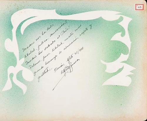 Imagen de Lámina de R. Aguirre Benavides; para Francisco I. Madero (atribuido)