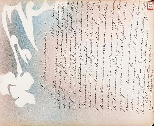 Imagen de Lámina de Aureliano S. González; para Francisco I. Madero (atribuido)