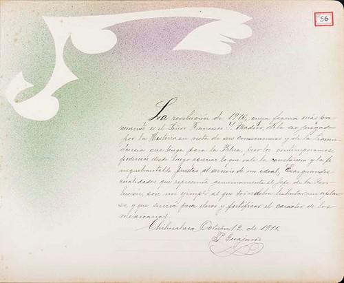 Imagen de Lámina de P. Guajardo; para Francisco I. Madero (atribuido)