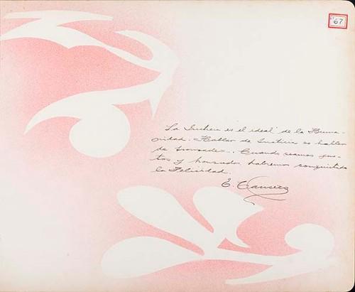 Imagen de Lámina de E. Canseco; para Francisco I. Madero (atribuido)