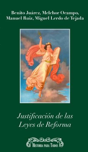 Imagen de Justificación de las Leyes de Reforma