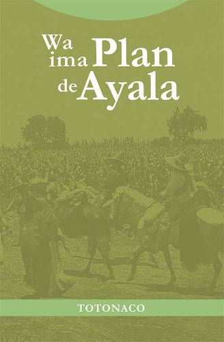 Imagen de Wa ima Plan de Ayala (propio); Plan de Ayala (alternativo)