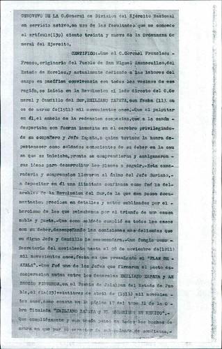 Imagen de Expediente de Franco Salazar, Francisco