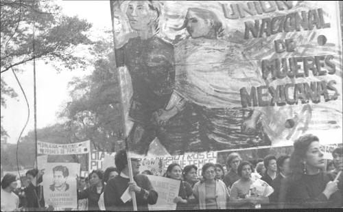 Imagen de Parte del contingente de la manifestación del silencio (propio)