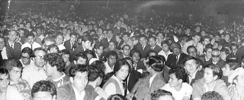 Imagen de Manifestación de estudiantes (propio)