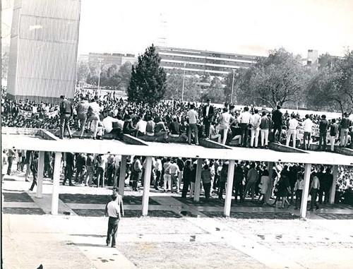 Imagen de Estudiantes en Ciudad Universitaria (propio)