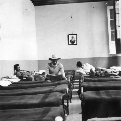 Imagen de Dormitorios de la Casa del Agrarista (propio)