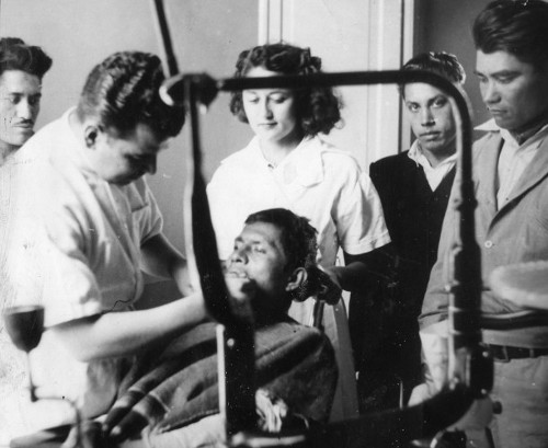 Imagen de Servicios dentales de la Casa del Agrarista (propio)