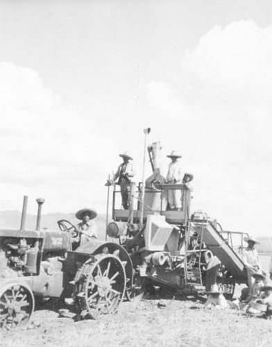 Imagen de Entrega de maquinaria agrícola (propio)