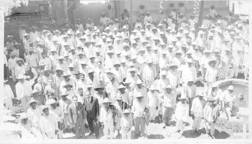 Imagen de Comisión de campesinos de los Distritos de Zimatlán, Ocotlán y Etla, Oaxaca (propio)