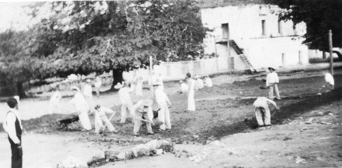 Imagen de Escuela rural (propio)