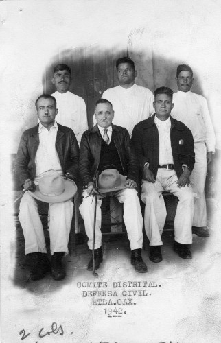 Imagen de Comité Distrital de la Defensa Civil, Etla, Oaxaca (propio)