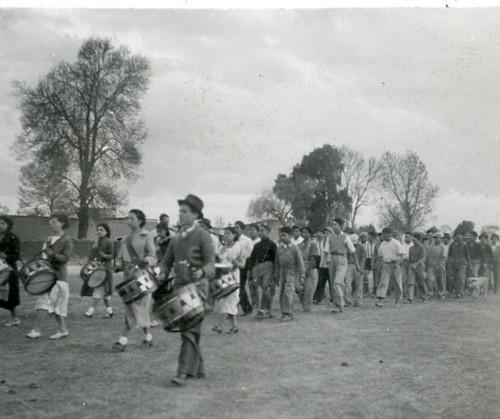 Imagen de Marcha de campesinos (propio)