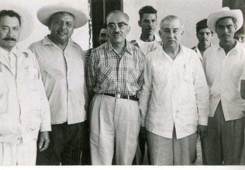 Imagen de Dirigentes campesinos (propio)
