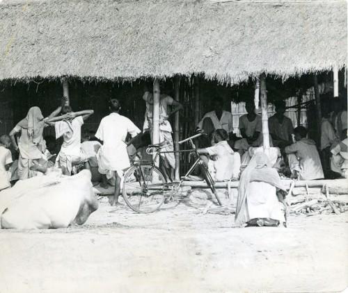 Imagen de Reunión de campesinos (propio)