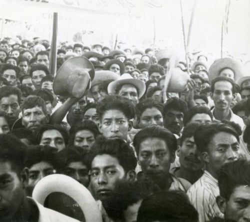Imagen de Manifestación campesina (propio)