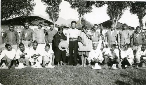 Imagen de Jóvenes campesinos (propio)