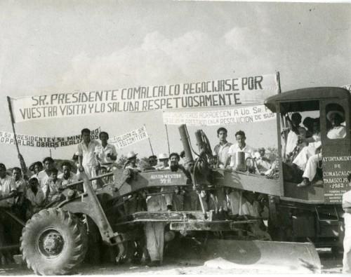 Imagen de Campesinos de Tabasco (propio)