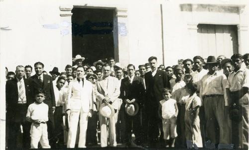 Imagen de Inauguración de la Casa del Agrarista (propio)