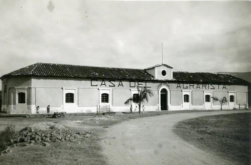 Imagen de Casa del Agrarista en Veracruz (propio)