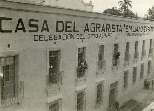 "Imagen de Casa del Agrarista ""Emiliano Zapata"" (propio)"
